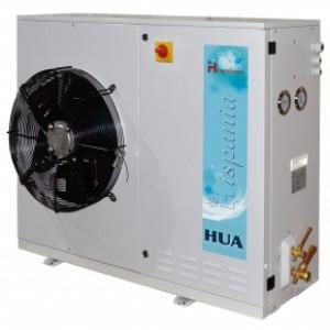 Hispania HUA 4001 Z03 MT корпус для холодильного агрегату в комплекті (без компрессора)