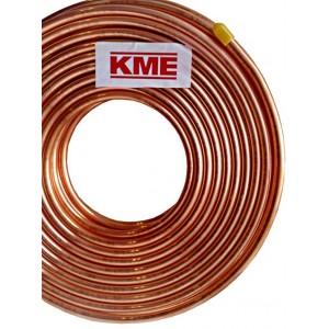 """Труба мідна м`яка (R220) HAILIANG 5/8"""" x 0,89 мм x 50 м (ASTM B 280, EN 12735-1, Cu-DHP)"""