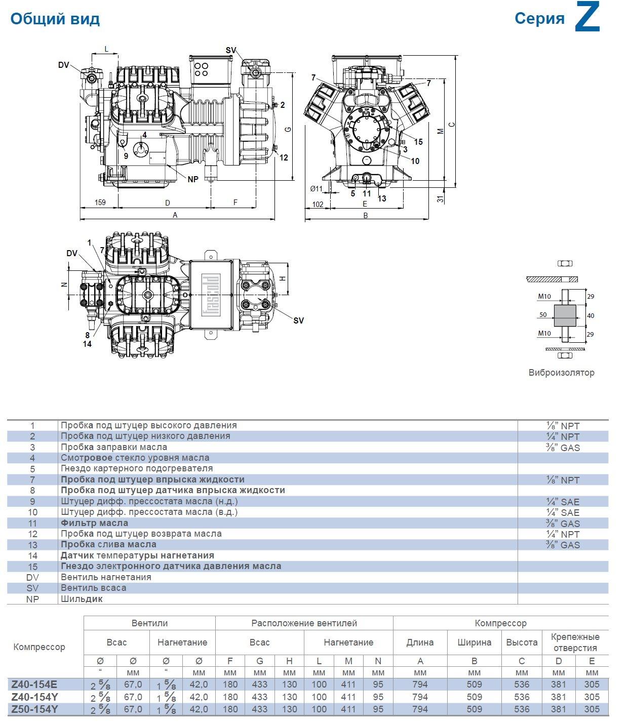 Frascold Z50-154Y